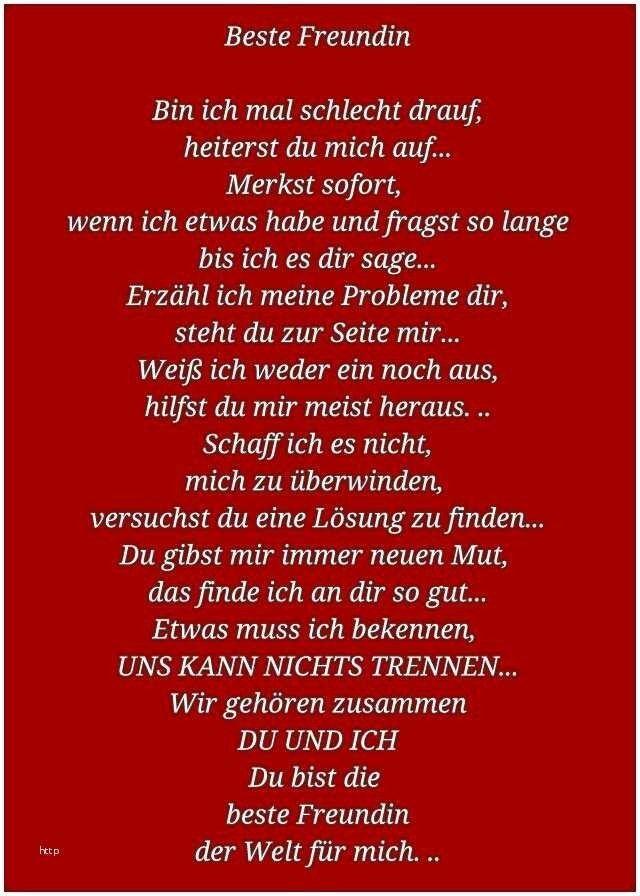 Gedicht Zum Geburtstag Freundin Schon Spruch Beste Freundin