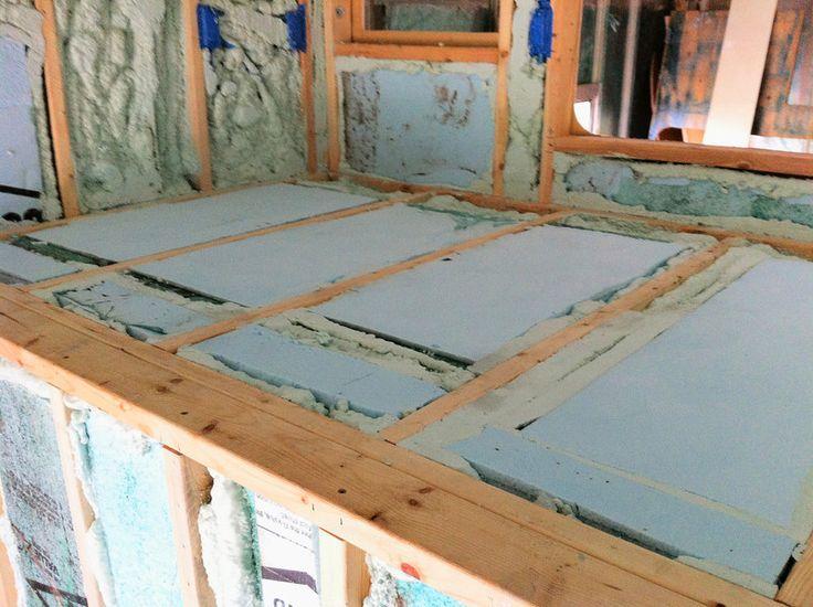 Expanding foam insulation - School Bus Conversion Resources