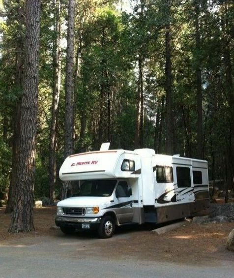 Serenity In The Forest Rv Roof Repair Roof Coating