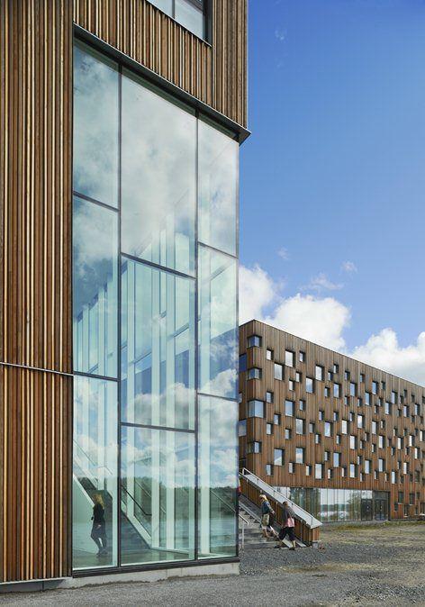 Umea Art Museum, Umeå, 2011 - Henning Larsen Architects