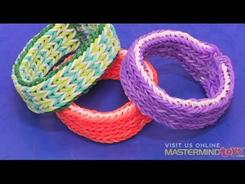 Triple Fishtail Monster Tail Tutorial - The creators of the Original Rainbow Loom® introduce the all new versatile travel Monster Tail™ Loom which features 8 pegs and is perfect for creating more elaborate patterns on-the-go! #MonsterTail #RainbowLoom http://www.youtube.com/watch?v=5A7MR-OyLoA