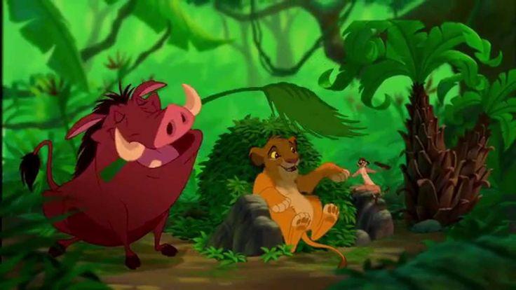 """Découvrez la chanson """"Hakuna Matata"""" extraite du film Disney Le Roi Lion. ---------------------------------------------------------- Envie de chanter entre a..."""
