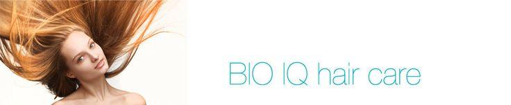 BIO Iq hair care