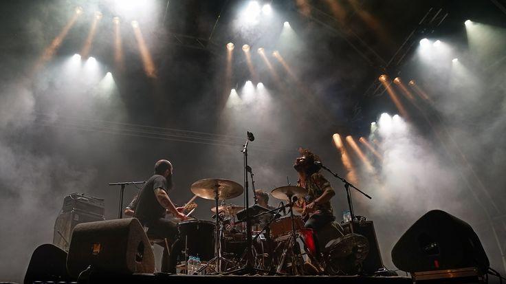 """""""PAUS"""" O Sol da Caparica Festival"""