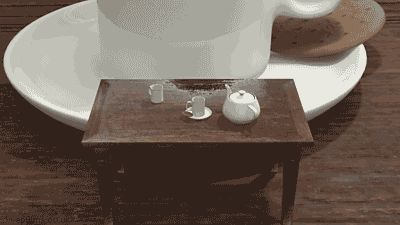 Infinite Tea Tim Gif