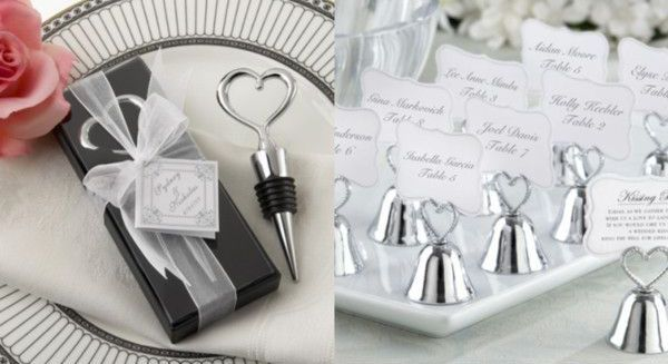 Share the Magic of Your Wedding Day With Guest Favors