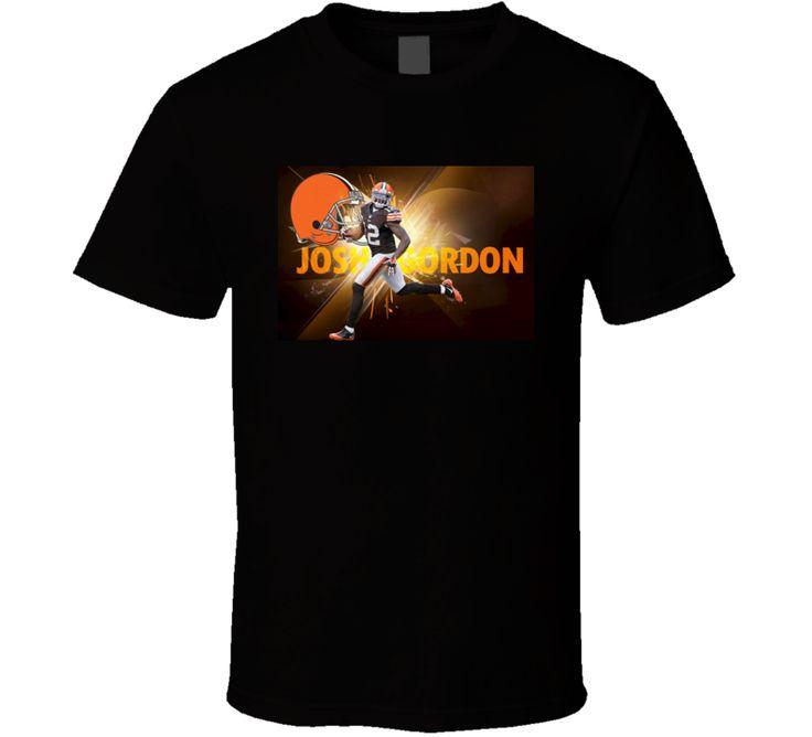 Josh Gordon T-Shirt