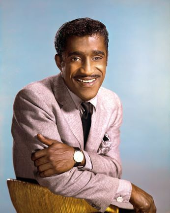 "Samuel George ""Sammy"" Davis, Jr. (December 8, 1925 – May 16, 1990)"