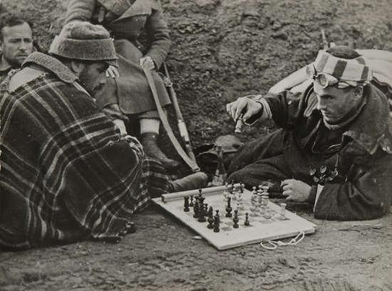 Robert Capa, Guerra Civil Española, 1936-1937