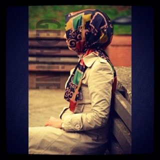 #hijab #scarf #design