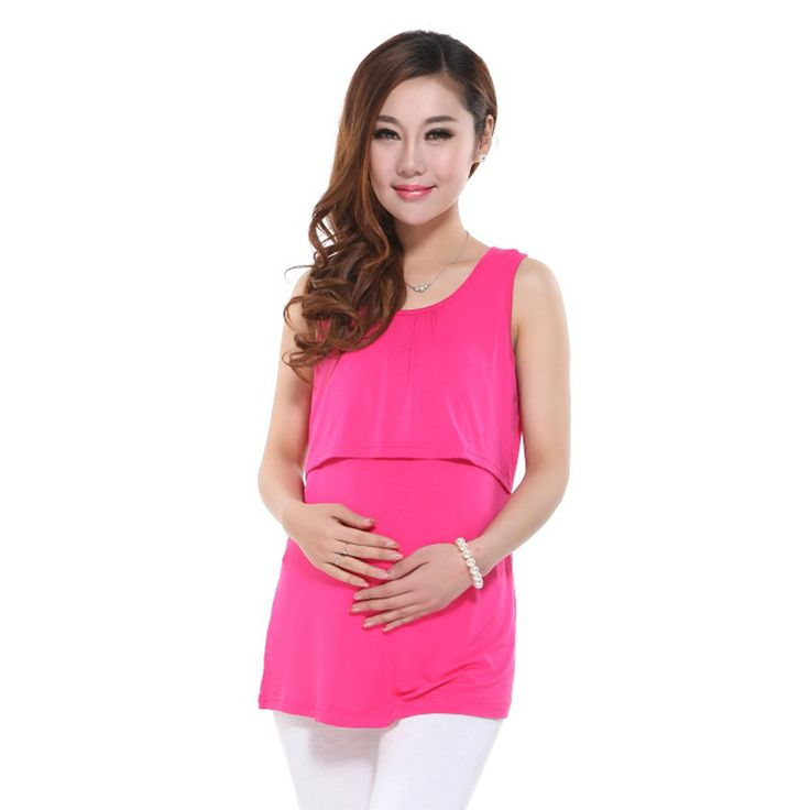Modal maternity underwaist breastfeeding undershirt homecoming dresses clothes for pregnant women nursing | worth buying on AliExpress