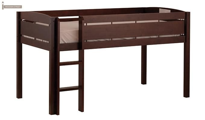Buy Pluto Bunk Bed (Mahogany Finish) online in India with elegant designs that adds more glorious charm to your kids bedroom. Shop Innovative bunk beds online at wooden Street and refurbish your kids bedroom. Visit : https://www.woodenstreet.com/bunk-beds