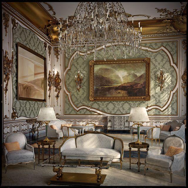 Las 25 mejores ideas sobre decoraci n victoriana en for Decoracion de interiores luis xv