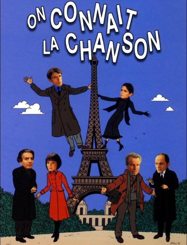 Jolie balade avec Resnais et sa troupe d'acteurs habituelles. Sous les apparences d'une comédie, ce film traite des apparences, des sentiments, du mensonge, de la mélancolie, à coup de chanson populaire (en playback) et de couleurs.