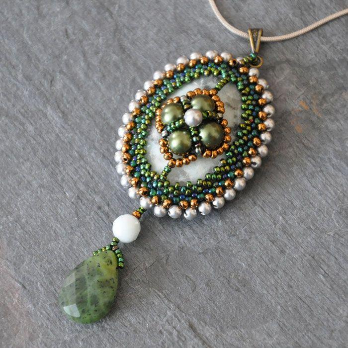 Weaving - Sead Beads Class by Asia Dutka