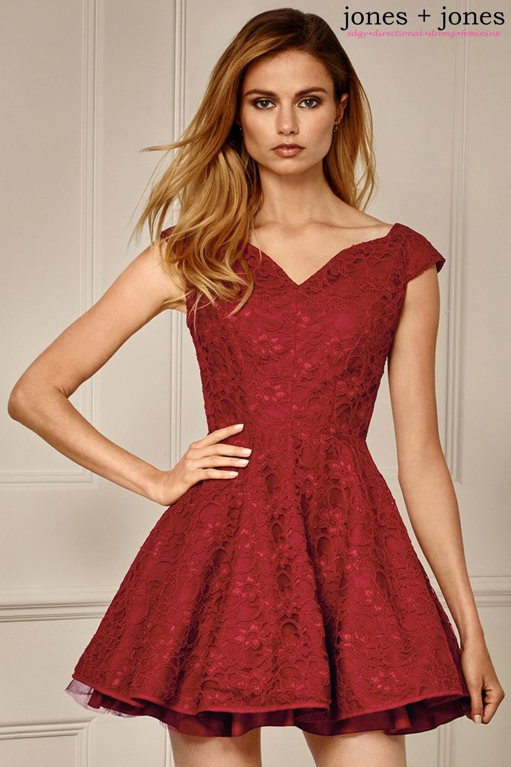 40 best bridesmaid dresses options images on pinterest dress buy jones and jones lace sweetheart flare dress from the next uk online shop ombrellifo Images
