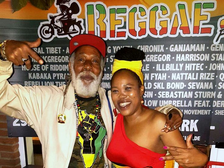 Big Youth & Queen Ifrica.