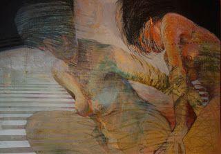 Les Deux Soeurs ( 1984 - 81x58 )... #Art #Artiste