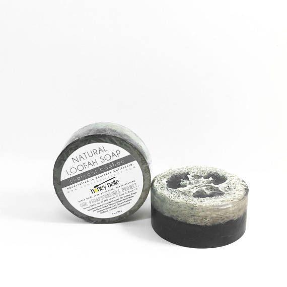 Exfoliating Soap  Loofah Soap  Aromatherapy Soap  Glycerin