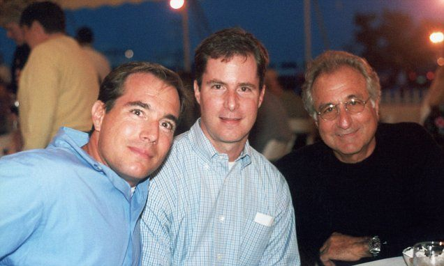 Estates of Bernie Madoff's dead sons agree to pay victims $23million