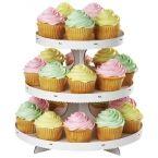 Wilton Cupcake-Ständer weiß, Etagere