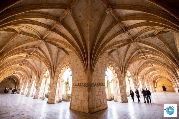 Portugal Lisbonne Monastère des Hiéronymites Blog voyage Love Live Travel
