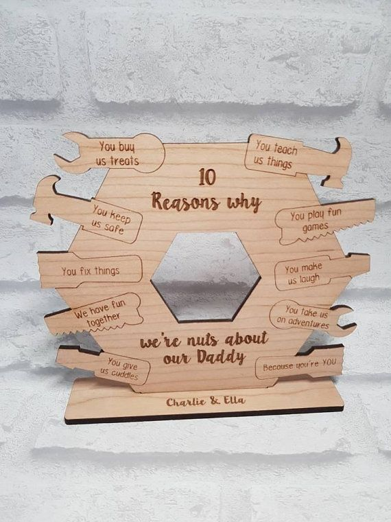 Daddy Gift Dad Fathers Day Father Grandad Personalised For Birthday In 2018