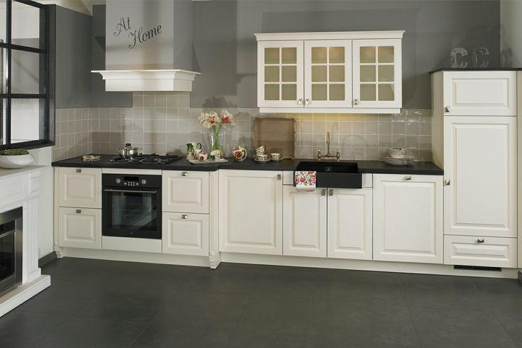 D inspiratiebron 200 modellen landelijke keukens db keukens landelijke keukens pinterest - Keuken modellen ...
