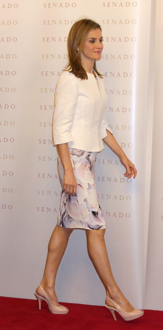 Her Majesty Queen Letizia of Spain 9/15/2014