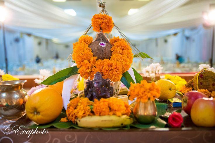 Tamil wedding ceremony