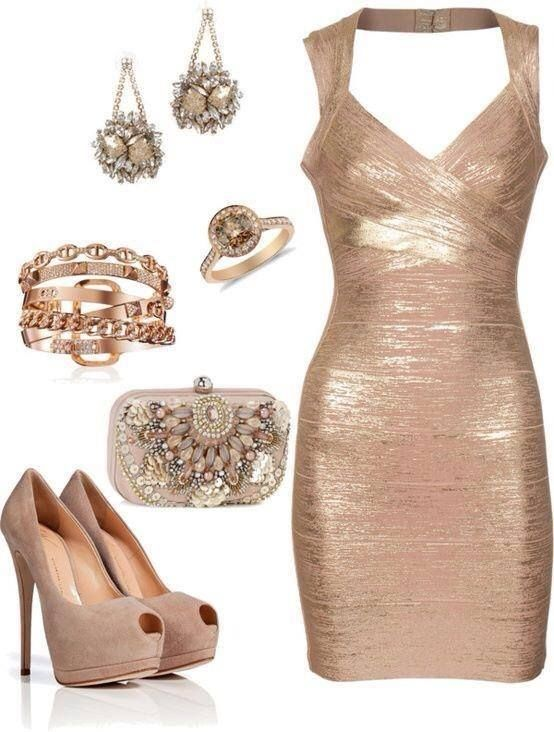 What Shoes Should You Wear With Bandage Dresses