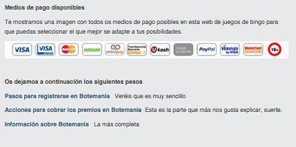 Sencilla explicación para comprar cartones en Botemania... http://www.el-bingo-online.com/bingo-botemania/compra-de-cartones-en-botemania/