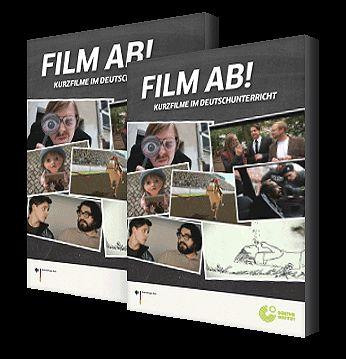 Film Ab! ist ein Ausgesucht wurden elf neue Kurzfilme. Die Filme sind zwischen 2009 und 2012 an deutschen Film(hoch)schulen entstanden. Die Filme eignen sich für Anfänger und Fortgeschrittene gleichermaßen. Das didaktische Material, das wir auf diesen Seiten anbieten, bezieht sich schwerpunktmäßig auf das Niveau A2/B1.