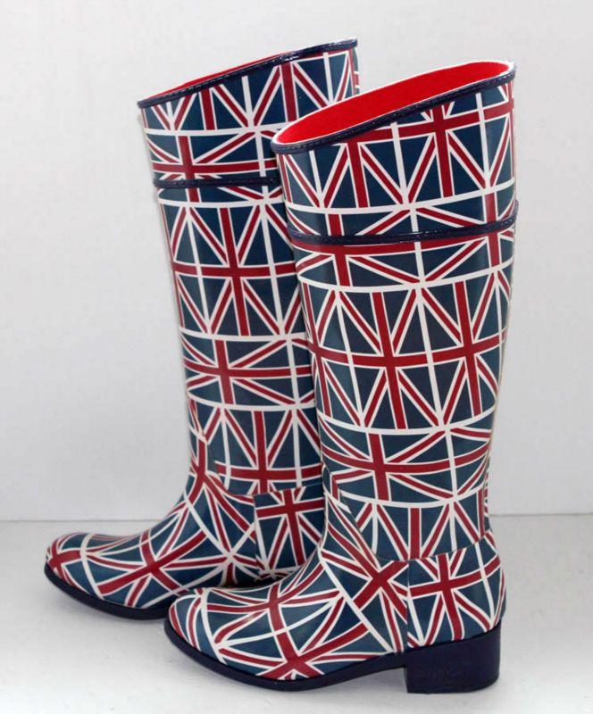 neue mode frau boot 2013 reiten stiefel aus gummi
