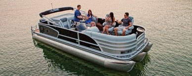 Lowe Pontoon Boats Platinum 23 RFL