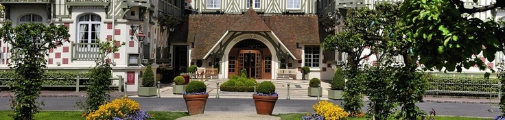 Hôtel de Charme Normandy Barrière, Hôtel de Luxe Deauville - Hôtels Barrière