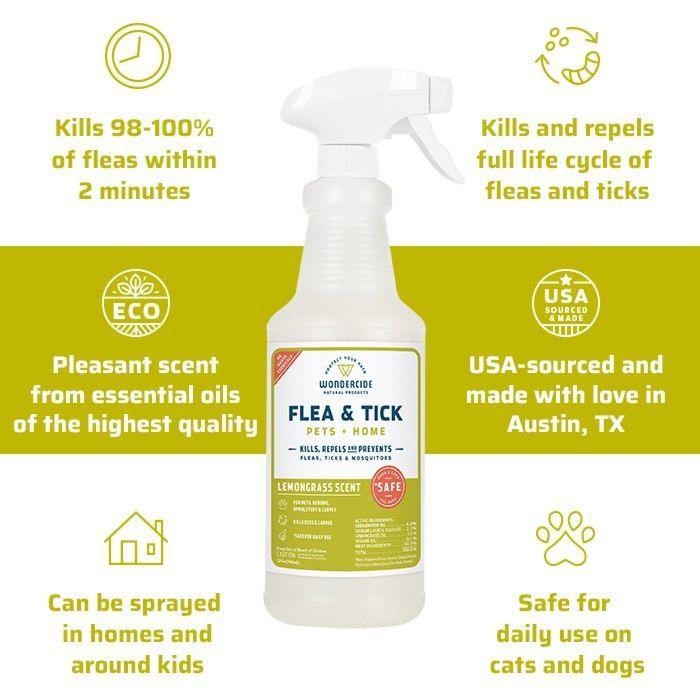 Flea Tick Spray For Pets Home Tick Spray Fleas Flea And