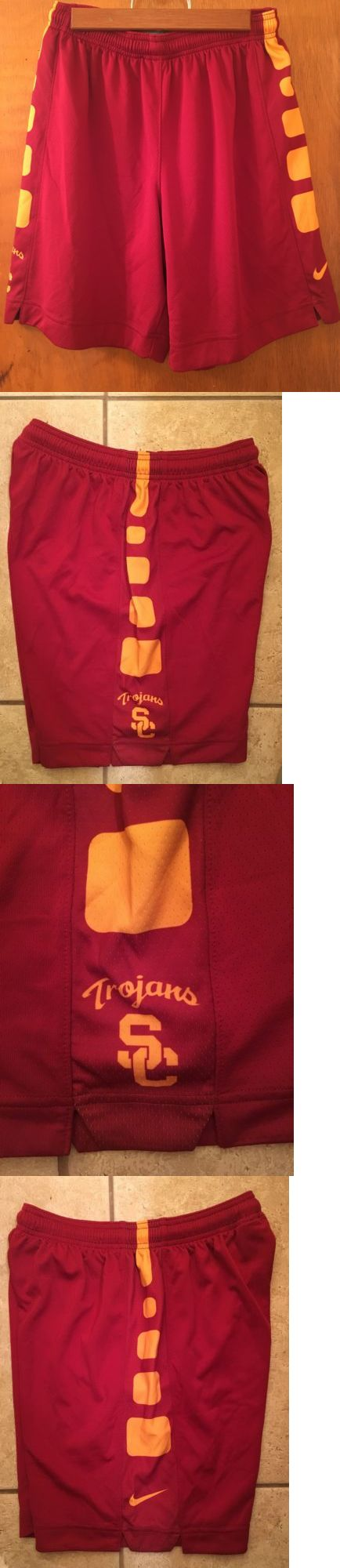 Basketball-Other 205: Usc Trojans, Official Nike Team Women S Shorts, College, Size Medium M -> BUY IT NOW ONLY: $50 on eBay!
