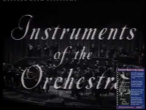 The Instruments of the Orchestra by M.Mathieson- W/LSO conducted by M.Sa...
