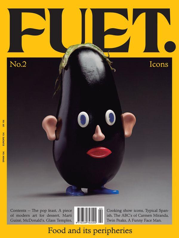Revista Fuet. Revistas para foodies