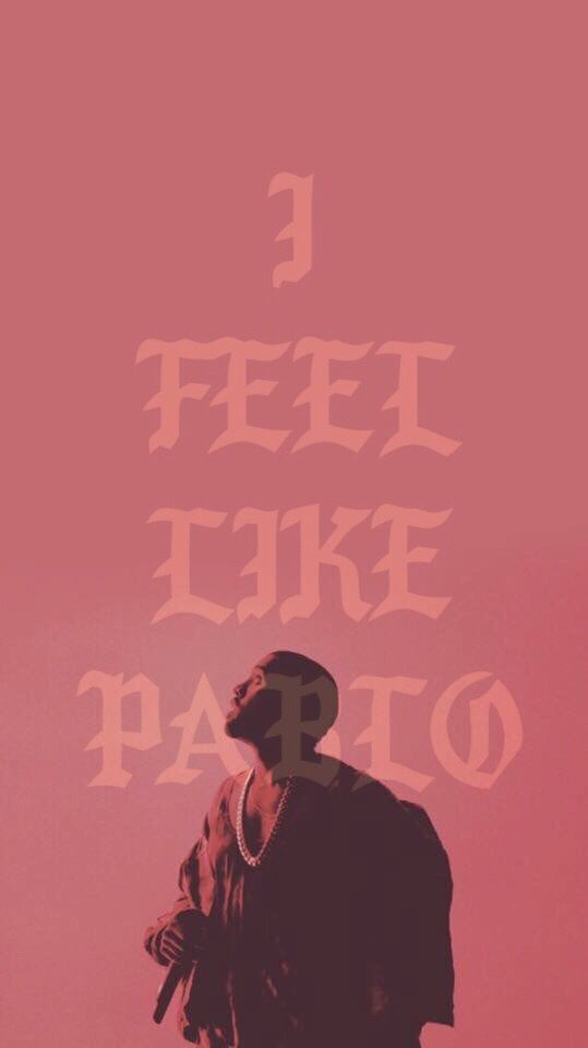 "kanye west ""i feel like pablo"""