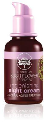 Crema regeneradora noche #cremas #noche #love #system #belleza #cosmetica #ecologica #natural #organica #florales #australia