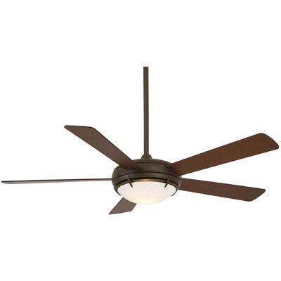 """54"""" Como 5-Blade Contemporary Ceiling Fan"""