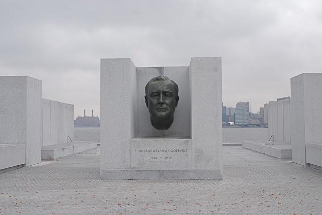 Franklin D. Roosevelt Four Freedoms Park Roosevelt Island