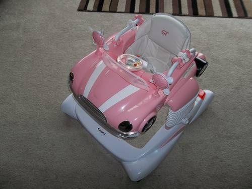vw bug baby walker      daughter       ill