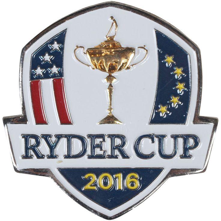 2016 Ryder Cup Custom MondoMark Ball Marker
