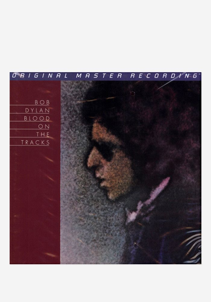 Blood On The Tracks LP