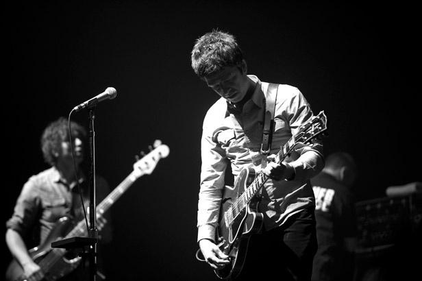 Noel Gallagher's High Flying Birds, The Palais, Jan 31