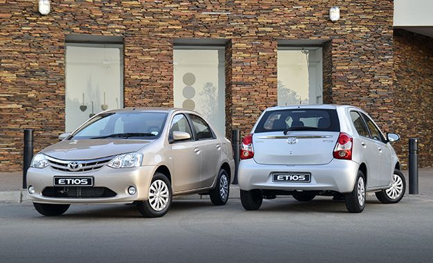#Toyota #Etios Hatch and Sedan