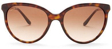 Bvlgari Women's Retro Sunglasses